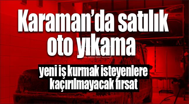 Karaman'da yeni bir iş kurmak isteyenlere fırsat