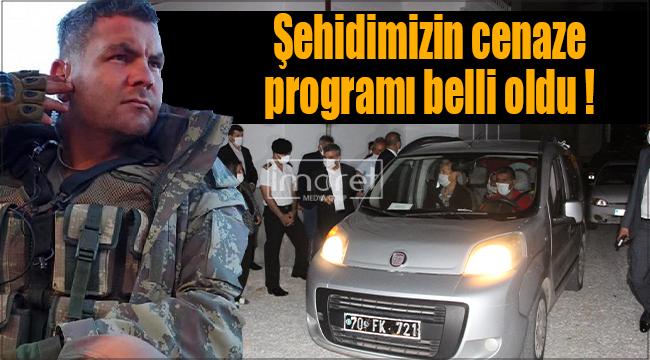 Şehit Gökhan Kılınç'ın cenaze programı belli oldu