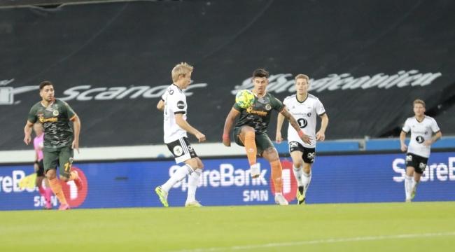 UEFA Avrupa Ligi 3. Eleme Turu: Rosenborg: 0 - Alanyaspor: 0