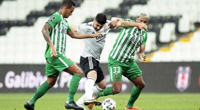 UEFA Avrupa Ligi: Beşiktaş : 1- Rio Ave: 0