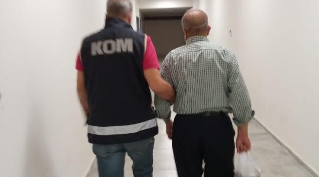 Antalya merkezli 4 ilde FETÖPDY operasyonu: 8 gözaltı