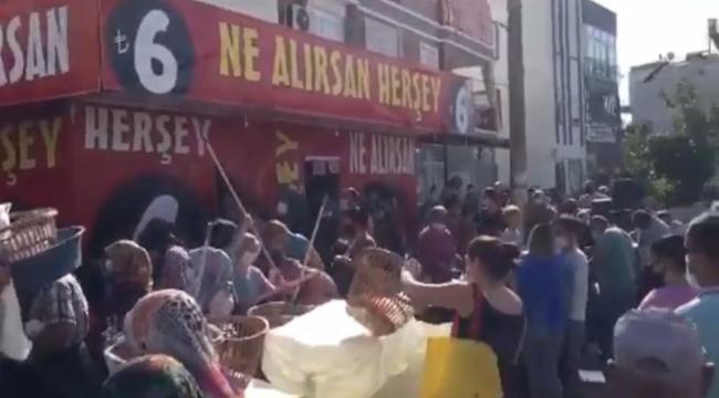 """Antalya'da """"Hayatımızı 6 TL'ye sonlandırıyoruz"""" dedirten korona manzarası"""