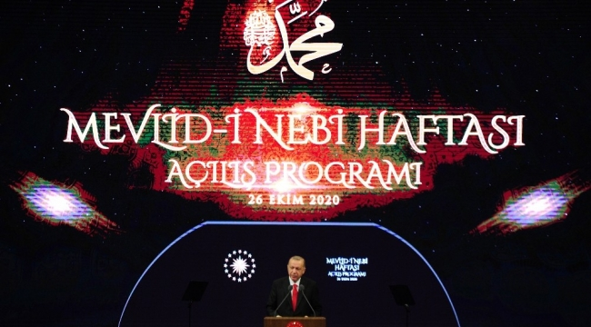 """Cumhurbaşkanı Erdoğan: """"Avrupa Konseyi, İslam düşmanlığını daha fazla görmezden gelemez"""""""