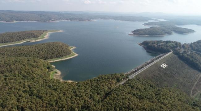 Ömerli Barajı'nda su seviyesi yüzde 43 seviyesine geriledi