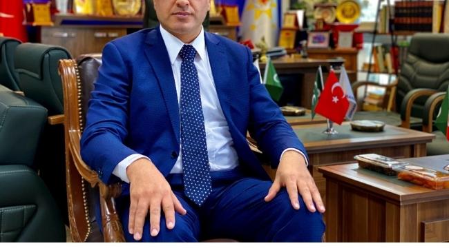 """Osmanlı Ocakları Genel Başkanı Canpolat: """"Bütün Osmanlı torunları olarak Macron'a yüksek perdeden tepki vermeye davet ediyoruz"""""""