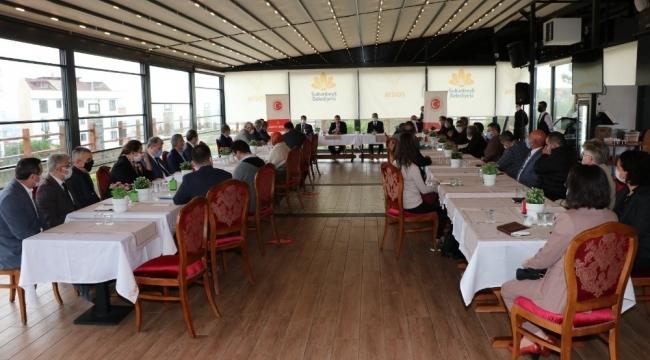 Sultanbeyli'de İSDEM ve Filyasyon Kurulu Toplantısı yapıldı