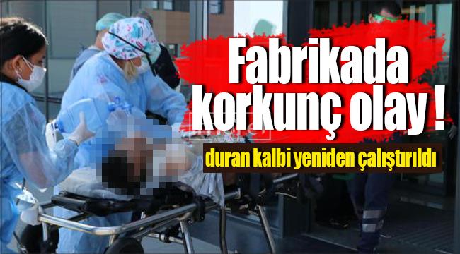 Karaman'da korkunç olay! 1 kişi ağır yaralandı
