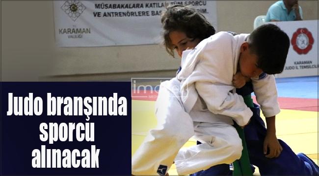 Karaman Sporcu Eğitim Merkezi Judo branşında sporcu alacak