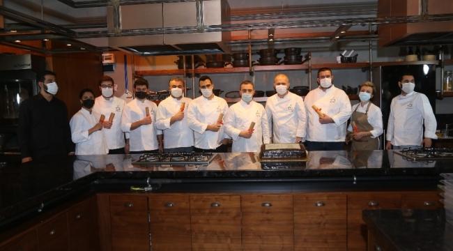 Mehmet Şef'in okulu ilk mezunlarını verdi