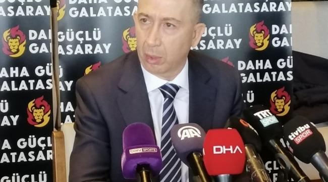 """Metin Öztürk: """"Galatasaray'ın birisinin parasına ihtiyacı yok iyi yönetilmeye ihtiyacı var"""""""