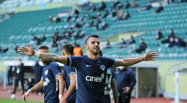 Süper Lig: Konyaspor: 0 - Kasımpaşa: 1