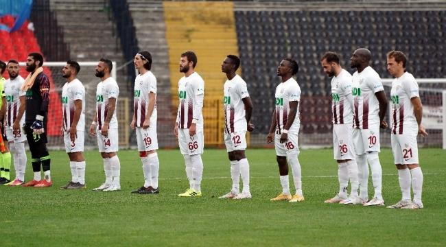 TFF 1. Lig: Tuzlaspor: 0 - Bandırmaspor: 6