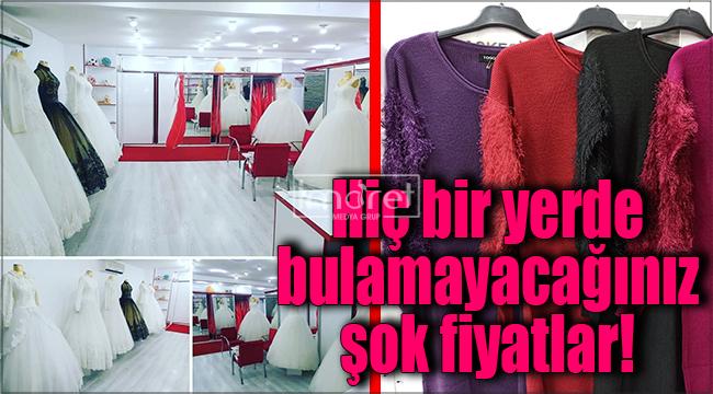 Ekin Giyim'de görülmemiş kampanya!