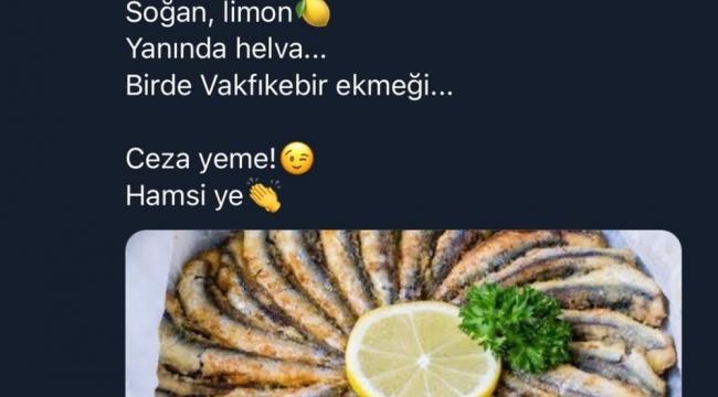 """Konya Emniyetinden """"ceza yeme etli ekmek ye"""" mesajı"""