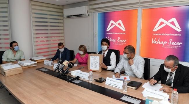 Mersin Metrosu'nda ön yeterlilik ihalesi sonuçlandı