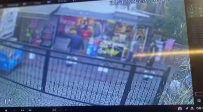 Ergenekon Davası sanığının Pierre Loti tepesinde öldüğü silahlı çatışmada kamerada