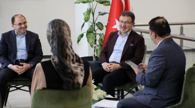 """Eyüpsultan Belediye Başkanı Köken: """"Engelliler için yeni projelerimiz olacak"""""""