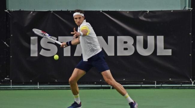 İstanbul Indoor Challenger'da şampiyon Rinderknech