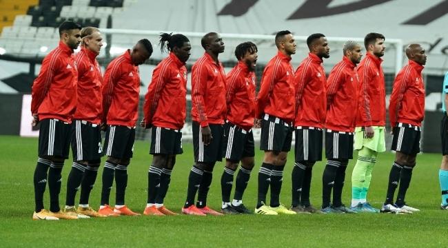 Süper Lig: Beşiktaş: 0 - Göztepe: 0