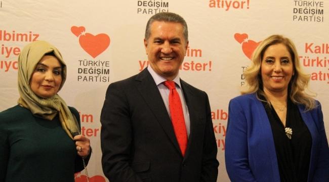 """TDP Genel Başkanı Sarıgül: """"İlk evini alan vatandaştan vergi almayacağız"""""""