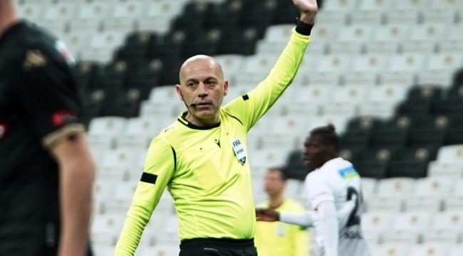 Sergen Yalçın, golün iptaline tepki gösterdi