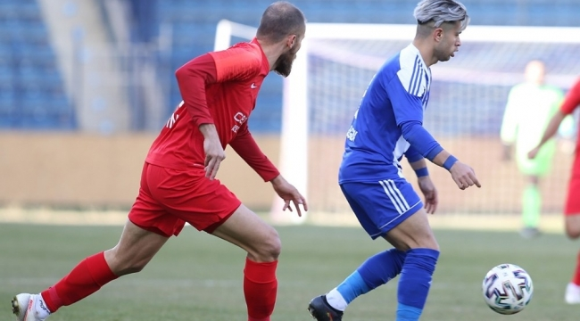 TFF 1. Lig: Ankaraspor: 0 - Tuzlaspor: 0