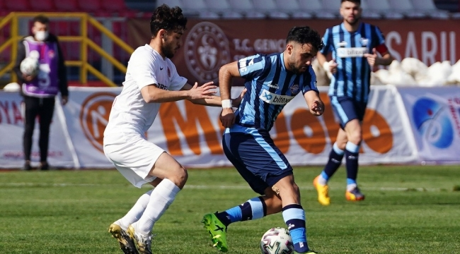 TFF 1. Lig: Ümraniyespor: 0 - Adana Demirspor: 0