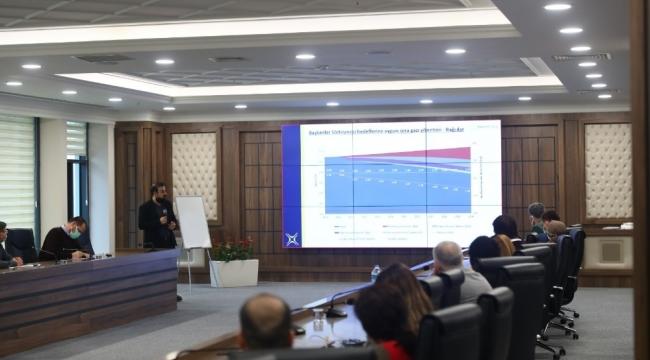 Bağcılar'da sağlıklı yarınlar için İklim Değişikliği ve Sera Gazı Azaltım Çalıştayı