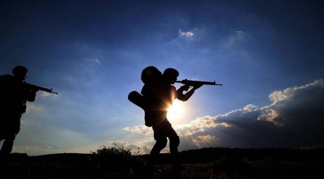 Fırat Kalkanı bölgesinde taciz ateşi açan 2 terörist etkisiz hale getirildi