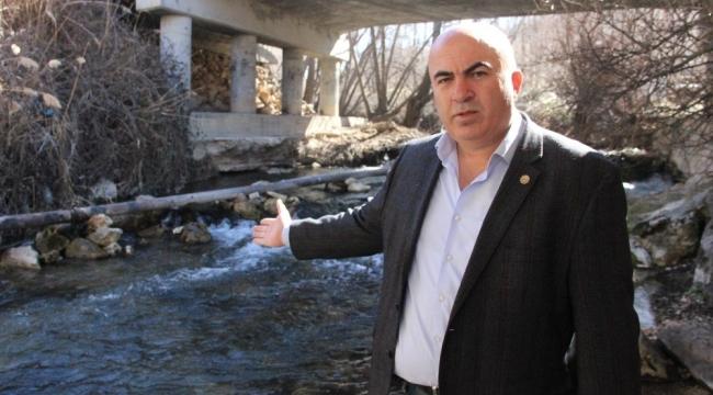 Karaman Ovası kuraklıkla karşı karşıya