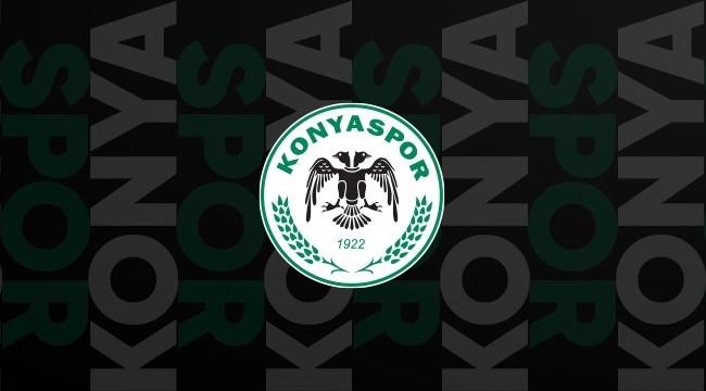 Konyaspor'dan sosyal medya paylaşımı için açıklama