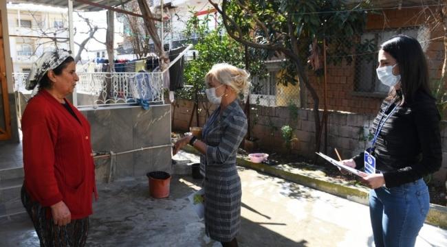 Mersin'de 'Sıfır Atık Projesi' için vatandaşlar bilgilendiriliyor