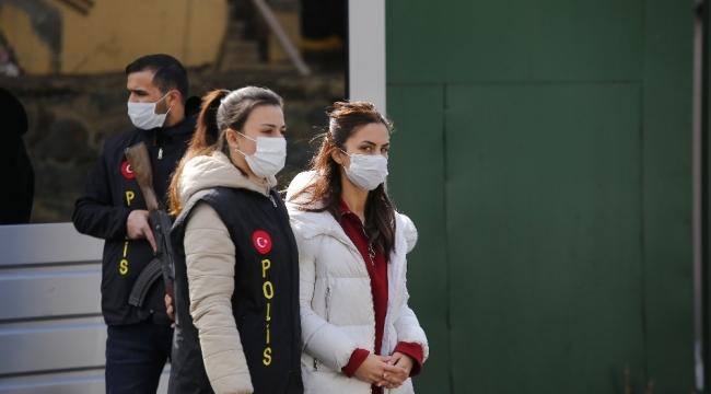 Otomobilinde uyuşturucu bulunan oyuncu Ayşegül Çınar, adliyeye sevk edildi  - Asayiş Haberleri - Karaman Haber - İmaret Haber