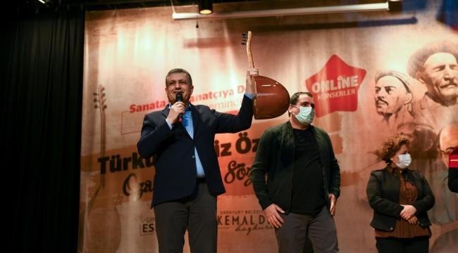 Esenyurt Belediyesi'nden sanatçılara destek