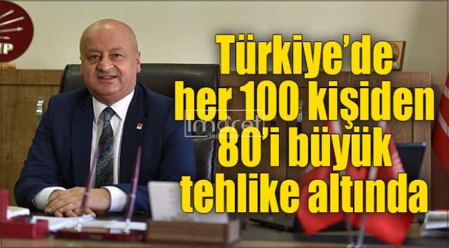 """Kağnıcı; """"45 bin üzeri günlük vakalar artık Türkiye'nin yeni normalidir"""""""