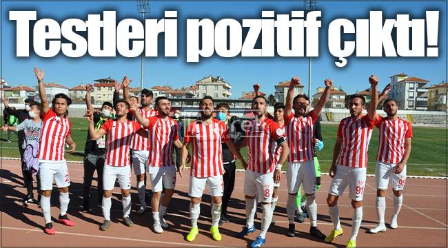 Karaman Belediyespor'da futbolcular koronavirüse yakalandı