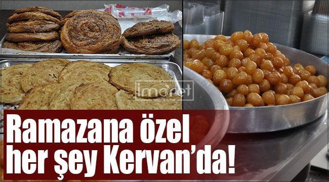 Ramazana özel aradığınız her şey Kervan Pastanesi'nde