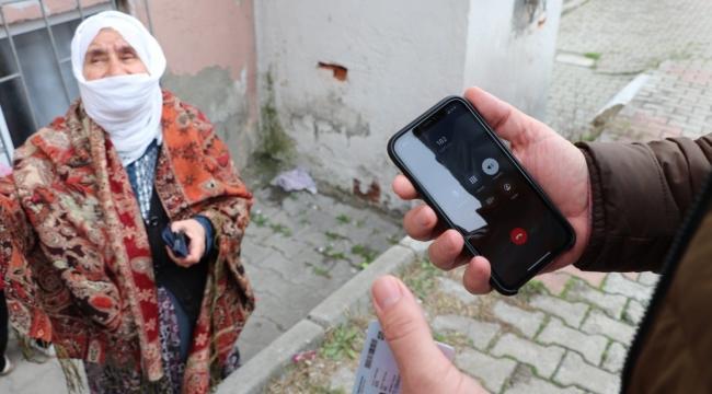 Sultanbeyli Kaymakamlığı'ndan 65 yaş ve üstü vatandaşlara aşı kampanyası