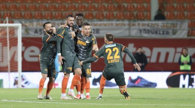 Süper Lig: Aytemiz Alanyaspor: 3 - Denizlispor: 2