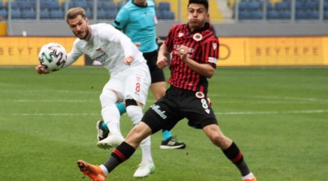 Süper Lig: Gençlerbirliği: 2 - Sivasspor: 0