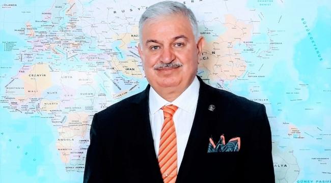 """Yeniden Refah Başkan Yardımcısı Bekin: """"İsrail'in Doğu Akdeniz ve Kızıldeniz'deki askeri yönden yayılmacı girişimlerine karşı sessizliği düşündürücüdür"""""""