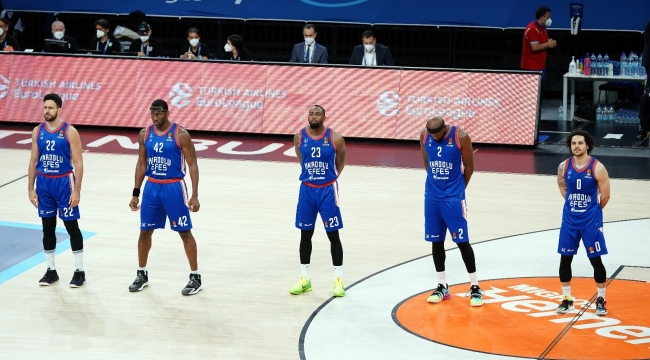 Anadolu Efes, THY Euroleague'de Final-Four'da