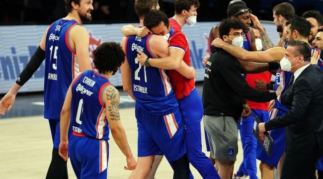 Anadolu Efes'in Final-Four'daki rakibi CSK Moskova