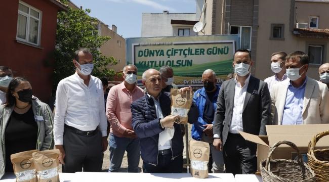 """Başkan Akgün: """"Bundan sonra Büyükçekmece'ye İsrail tohumu giremez"""""""