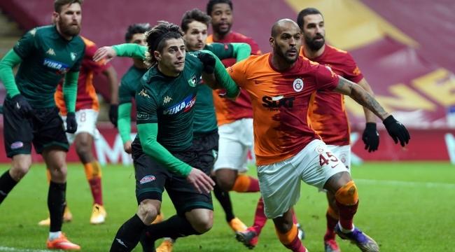 Denizlispor ile Galatasaray 42. randevuda