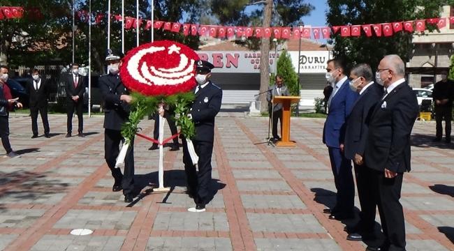 Karaman'da Türk Dil Bayramı törenle kutlandı