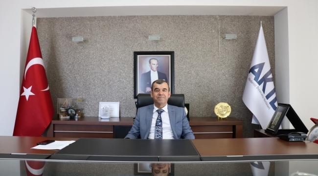 Nejdat Sin, AKİB'in yeni koordinatör başkanı oldu