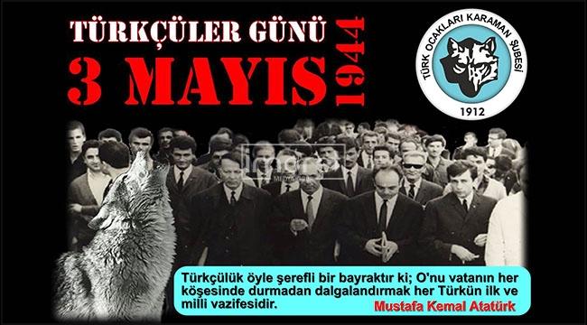 """Turan """"Tanrı Türk'ü Korusun ve Yüceltsin!"""""""