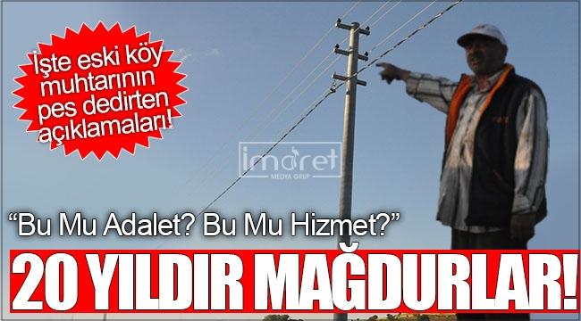 Morcalı Köyü Mağdur Durumda!