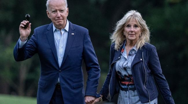 Biden'ın eşi Jill Biden, ayağına saplanan nesne nedeniyle tıbbi prosedürden geçecek